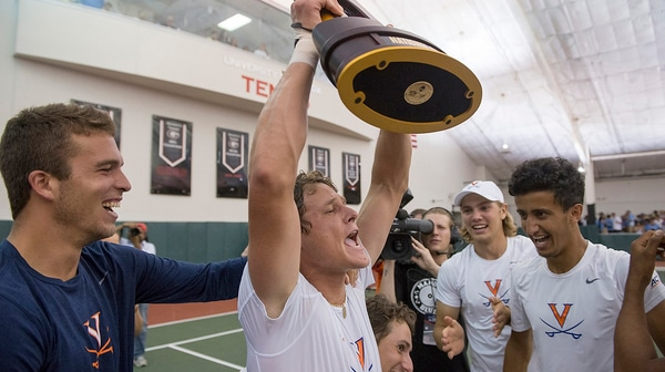 DI Men's Tennis: Virginia takes the title for the third straight year