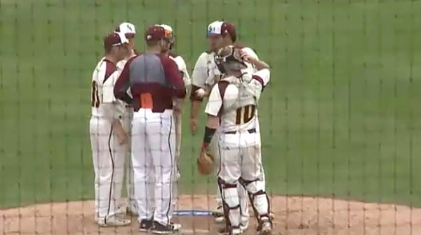 2017 DIII Baseball Game 1 Full Replay: Washington & Jefferson vs. Concordia Chicago