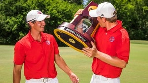 Florida Southern wins the 2017 DII Men's Golf Championship