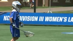 2017 DIII Women's Lacrosse Semifinal Full Replay: Washington & Lee vs. TCNJ
