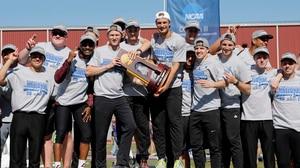 Wisconsin-La Crosse wins the 2017 DIII Men's Outdoor Track & Field Championship