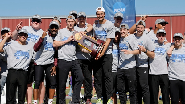Wisconsin-La Crosse wins the 2017 DIII Men's Outdoor Track & Field Championship