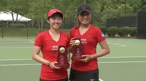 2017 DIII Tennis Championship: Individual Finals Recap
