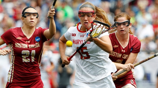 Maryland wins the 2017 DI Women's Lacrosse Championship