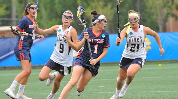 2017 DIII Women's Lacrosse Championship Full Replay: TCNJ vs. Gettysburg