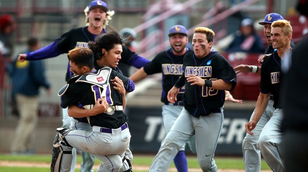 Cal Lutheran wins the 2017 DIII National Championship