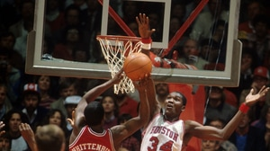 Throwback Thursday: Hakeem Olajuwon