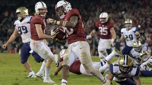College Football: Stanford upsets Washington