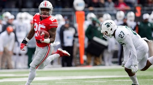 College Football: Ohio State takes down Michigan State