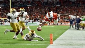 College Football: Top Ten Shakeup