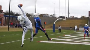 DII Football: Top Plays from Week 11