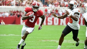 College Football: Alabama beats Mercer 56-0