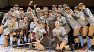 Claremont-M-S wins the 2017 DIII Women's Volleyball Championship