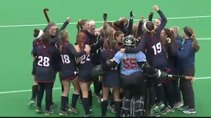 Shippensburg wins the 2017 DII Field Hockey Championship