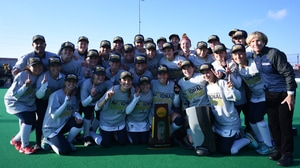 Connecticut wins the 2017 DI Field Hockey Championship