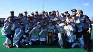 Connecticut wins the 2017 DI Field Hockey Championship