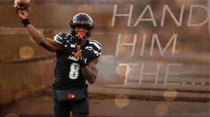 College Football: Hand Him The...Lamar Jackson