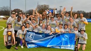 Williams wins the 2017 DIII Women's Soccer Championship