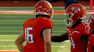 FCS Playoffs: Sam Houston State holds on 54-42
