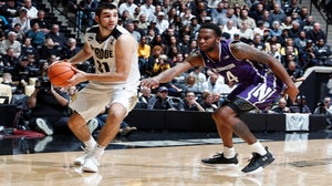 DI Men's Basketball: Purdue edges out...