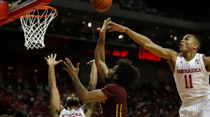 DI Men's Basketball: Nebraska upsets...
