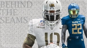 College Football: 2017 Army-Navy Uniforms