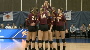 2017 DII Women's Volleyball Championship: Semifinal Recap