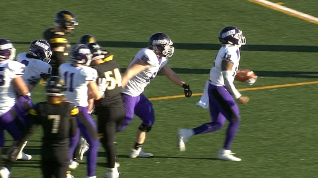 Diii Football Playoffs Mount Union Completes Comeback Against