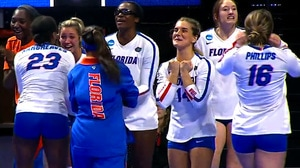 2017 DI Women's Volleyball: Florida holds on to beat USC 3-2
