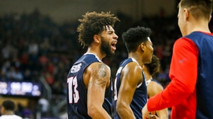 DI Men's Basketball: Gonzaga dominates...