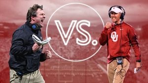 CFP Semifinal: Oklahoma vs. Georgia | Versus