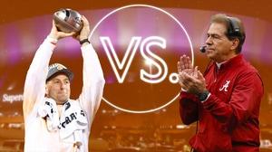 CFP Semifinal: Clemson vs. Alabama | Versus