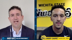 Wichita State's Landry Shamet talks tough...