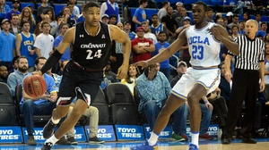 UCLA drops second straight game to Cincinnati