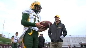 Carson Wentz's protege Easton Stick gets...