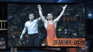 Dean Heil challenged by crowded 141-pound field