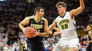Dakota Mathias overcomes freshman year...