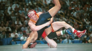 Cael Sanderson tops wrestling legends
