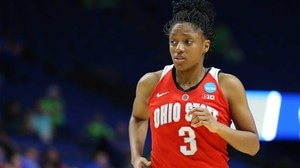 Kelsey Mitchell talks scoring success