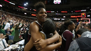 Teaira McCowan reflects on UConn upset last season