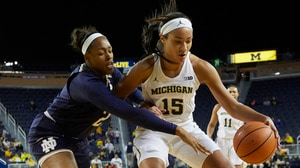 Kristina Nelson talks about making a Final Four