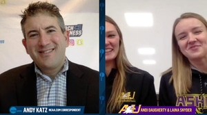 Andi Daugherty and Laina Snyder talk about averaging over 100 points per game