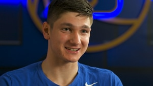 Duke's Grayson Allen loves playing at UNC