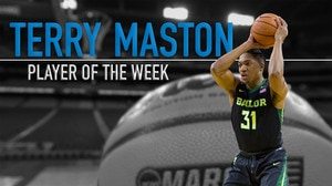 Baylor's Terry Maston hit the game-winning...