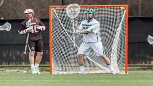 A goal from a goalie leads this week's Lacrosse Top Plays