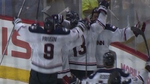 UConn Hockey gets a school record in this week's Top Plays