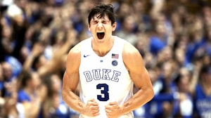 Duke's lightning rod, Grayson Allen, opens up