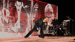 U2 rocks NCAA March Madness with 'American Soul'