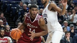 Dimencio Vaughn leads Broncs to top of MAAC