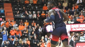 Arizona survives a scare from Oregon State...